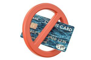 クレジットカード制限