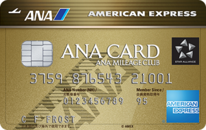 Medium ana amex gold