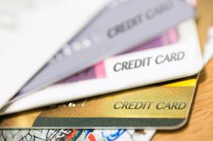 いろいろなクレジットカード