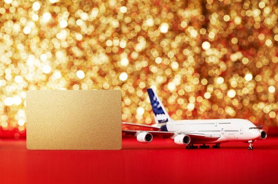 アメックスのビジネスゴールドカードはマイル移行に最強の法人カード!