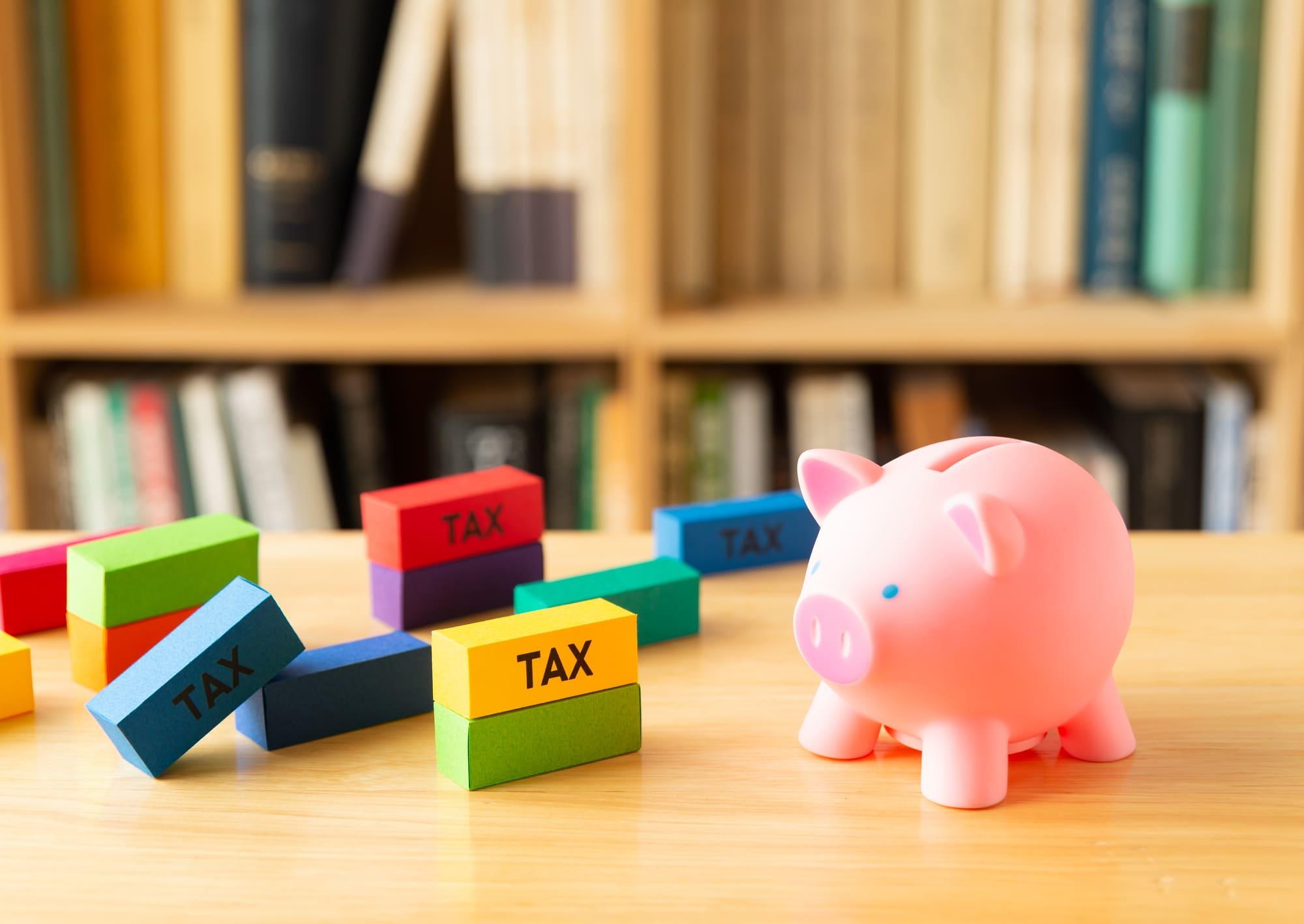 個人事業主が節税できる2つの方法!税金の負担を軽減しよう