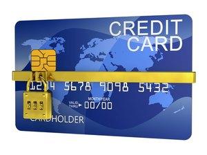 セキュリティの強化されたクレジットカード