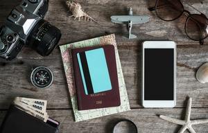 海外旅行の準備とカード