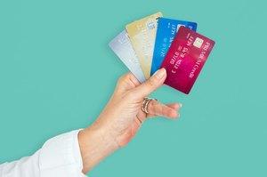 クレジットカード数枚