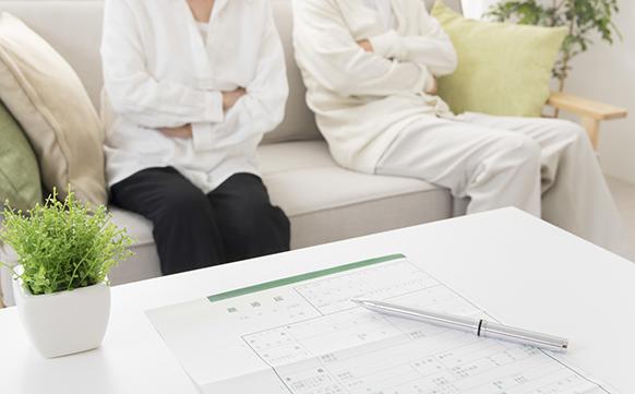 住宅ローンの気になる疑問:住宅ローンは離婚したらどうなる?