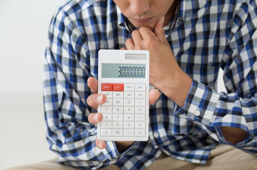 3,000万円の住宅ローンを組んでも大丈夫か?年収別の影響を調査!