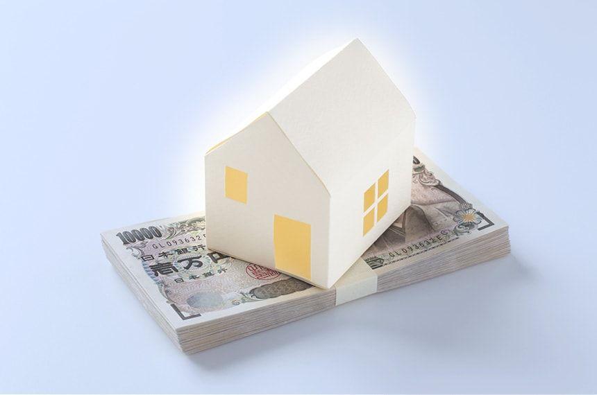 オーバーローンで住宅ローンを借りたときの影響をシミュレーション